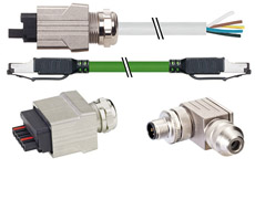 EtherNet-IP, PROFINET
