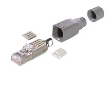 Conector Ethernet RJ45 Cat.5