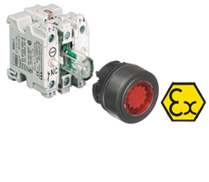 Indicadores de LED Series 8010
