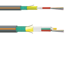 Fibra Optica Outdoor ZwbKWT BL / A-DQ(ZN)(SR)2Y